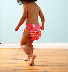 gDiapers Go Girly Girl with Ruffle Diapers. Cloth diapers have come a long ...