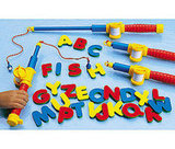 Magnetic Alphabet Fishing Set