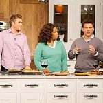 Celebrity Chefs Share Recession Tips With Oprah