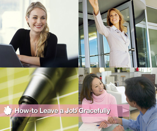 How-To: Leave a Job Gracefully