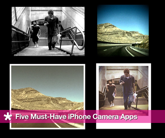 Best iPhone Applications For the iPhone Camera
