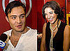 07/05/2009 Ed Westwick and Jessica Szohr
