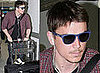 22/05/2009 Josh Hartnett Arrives In Nice