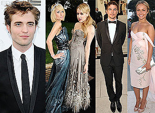 Photos From Cannes AmFAR Auction and Benefit, Video Of Robert Pattinson Auctioning Off Kisses