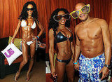 Photos of Spice Girls' Mel B in Bikini With Six Pack at US Weekly's Hot Bodies Pool Party