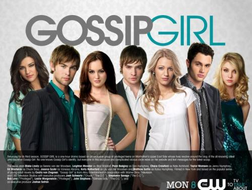 What are your views n Gossip Girl series3 so far?