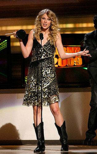 Taylor Swift @ ACM Awards 2009