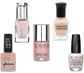 Pale Pink Nail Polish, Wedding Nail Polish