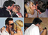 Paris Hilton and Doug Reinhardt Kissing