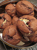 Chocolate Marshmallow Muffins