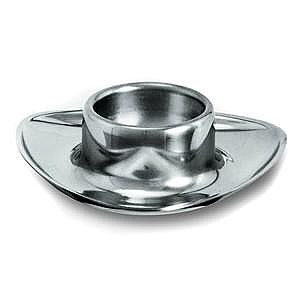 Stainless Egg Cup By Alessi - Alessi - Home Furnishings - Unica Home