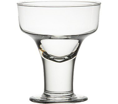 Crate and Barrel - Carlos Margarita Glass 