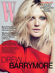 drew barrymore does W magazine april 2009