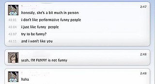 Dish! What Makes Someone Funny?