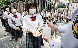 Oh Snap! Japan Hasn't Forgotten About the Swine Flu Thing