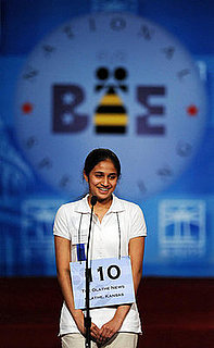 Front Page: 13-Year-Old Kavya Is an American Spelling Idol