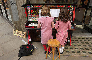 Oh, Snap! Tickling the Ivories on London Streets
