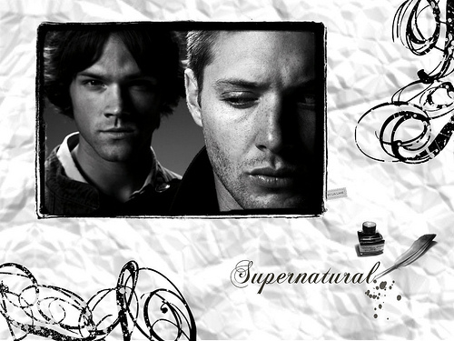 WINCHESTER BROTHERS WALLPAPERS 2