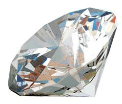 Guess What This Diamond Is Made Of?