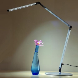 "Jill has the Z-Bar LED Desk Lamp ($169.95) in her apartment. She says, ""It's unobtrusive . . . and really elegant."""