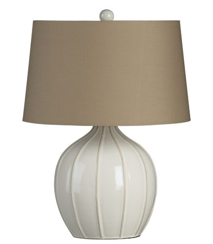 The Phoebe Table Lamp ($149) is a close match.
