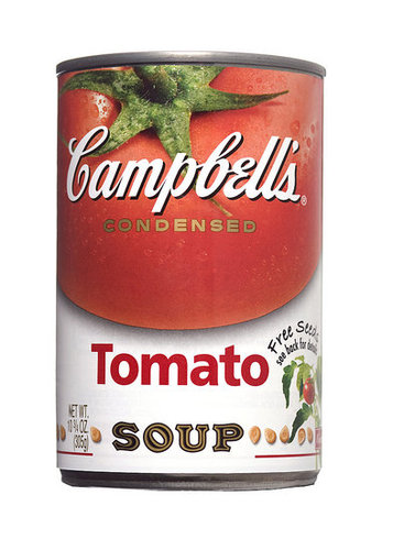 Cool Idea: Free Tomato Seeds From Campbell's