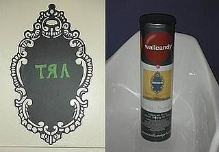 Casa Beta: Wall Candy Arts Rococo Chalkboard Decal
