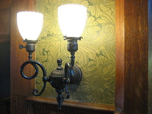 Do You Have Sconces?