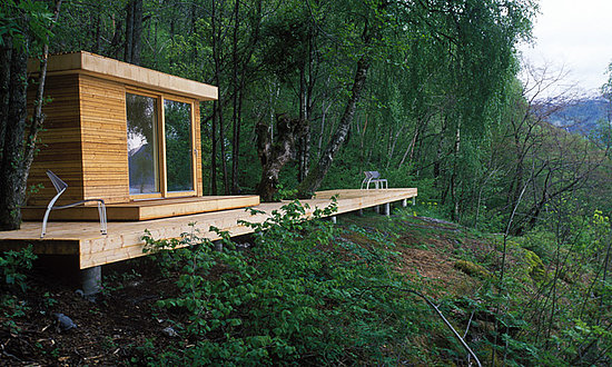 Coveted Crib:  Norske Summer Hut