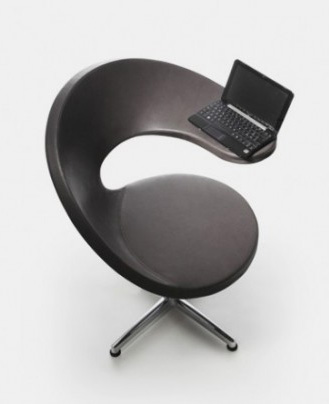 Cool Idea: ROSSIN L@p Chair