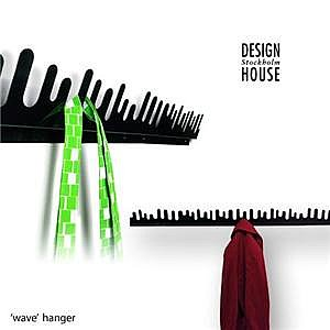 'wave' Hanger By Dhs - Design House Stockholm - Home Furnishings - Unica Home