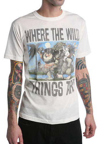 Where the Wild Things Are Tee ($28)