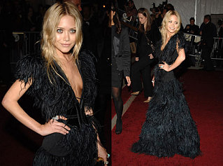 The Met's Costume Institute Gala: Mary-Kate Olsen