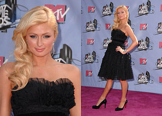 MTV Movie Awards: Paris Hilton