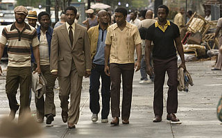 Sugar Shout Out: Denzel Washington and Russell Crowe in American Gangster
