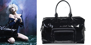 Sugar Shout Out: Kate's Longchamp Black Patent Leather Légende