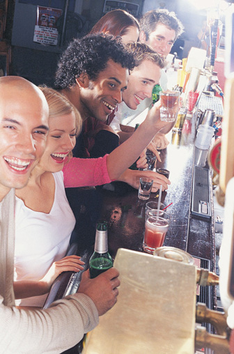 The How-To Lounge: Getting Served at a Crowded Bar