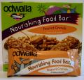 Odwalla Nourishing Food Bar: Peanut Crunch