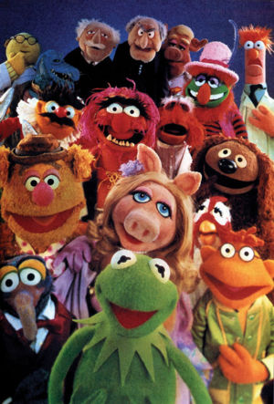 Who is your favorite Muppet?