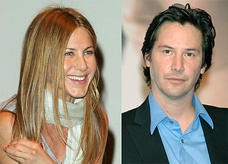 Jennifer Aniston and Keanu Reeves?!