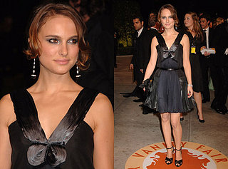 Vanity Fair Oscar Party: Natalie Portman
