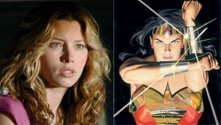 Biel Not Wonder Woman!