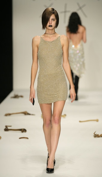 LA Fashion Week Fall 2007: Imitation of Christ