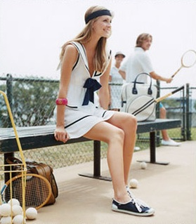 Fab Finding Follow Up: Tennis Cutie