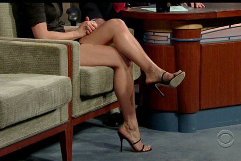 Jennifer Aniston's Gorgeous Shoes