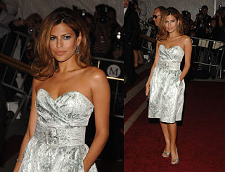 The Met's Costume Institute Gala: Eva Mendes