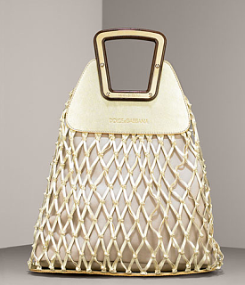 Dolce & Gabbana Hand-Woven Hobo: Love It or Hate It?