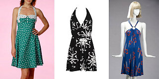 Trend Alert: Hot Weather Halter Dresses