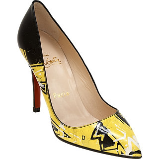Christian Louboutin Graffiti Pump: Love It or Hate It?