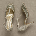 Fabworthy: J.Crew Antonia Glitteri T-Strap Heels 